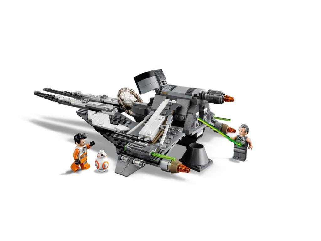 LEGO 75242 TIE Interceptor™ - Allianz-Pilot - Bild 02 | ©LEGO Gruppe