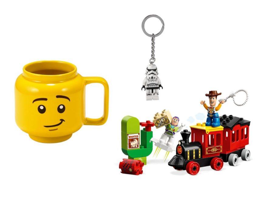 LEGO Zubehör Neuheiten März 2019