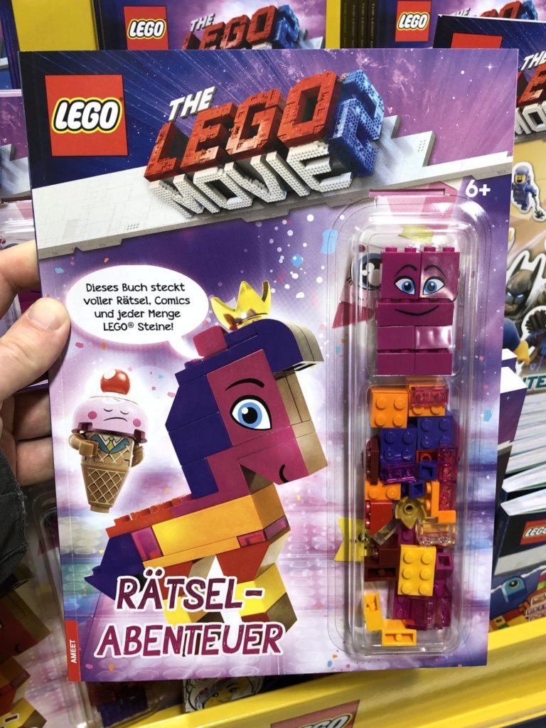 THE LEGO® MOVIE 2 Ameet Rätsel Abenteuer Heft | ©2019 Brickzeit