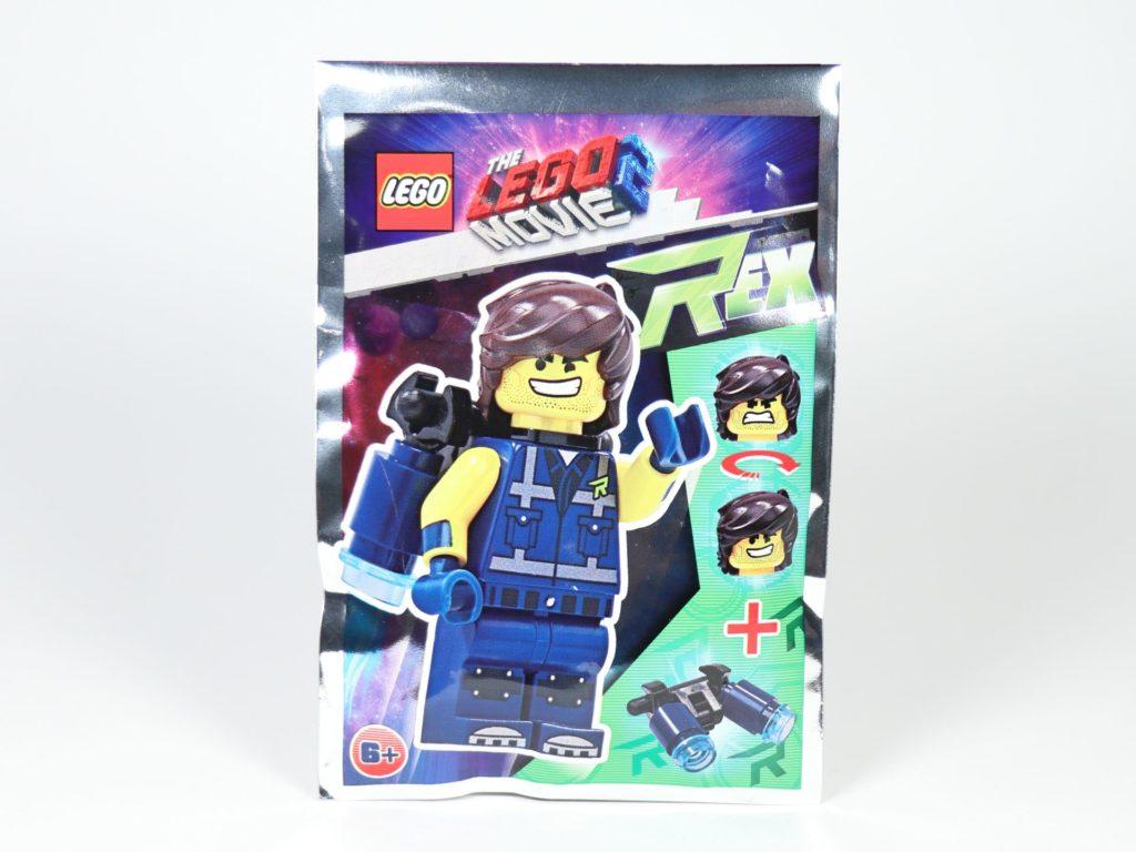 THE LEGO® MOVIE 2 Magazin Nr. 2 - Polybag Item-Nr. 471906 | ©2019 Brickzeit