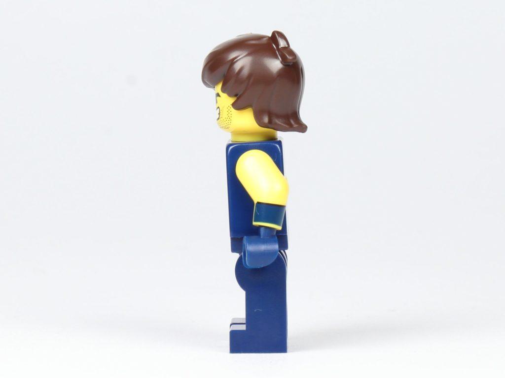 THE LEGO® MOVIE 2 Magazin Nr. 2 - Rex, linke Seite | ©2019 Brickzeit