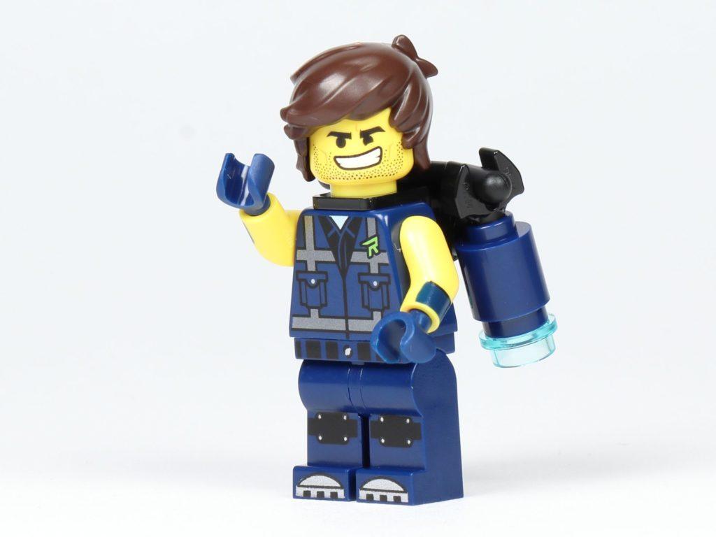 THE LEGO® MOVIE 2 Magazin Nr. 2 - Rex mit Jetpack | ©2019 Brickzeit