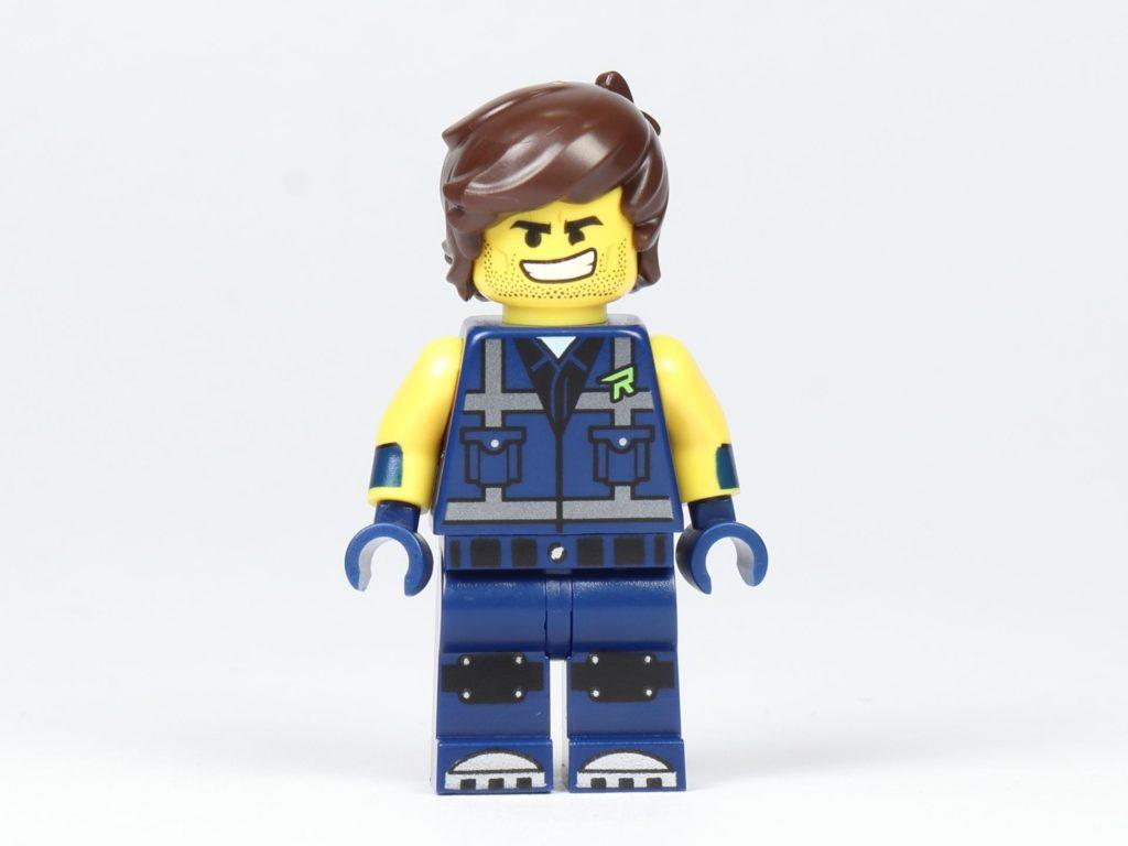 THE LEGO® MOVIE 2 Magazin Nr. 2 - Rex, Vorderseite | ©2019 Brickzeit