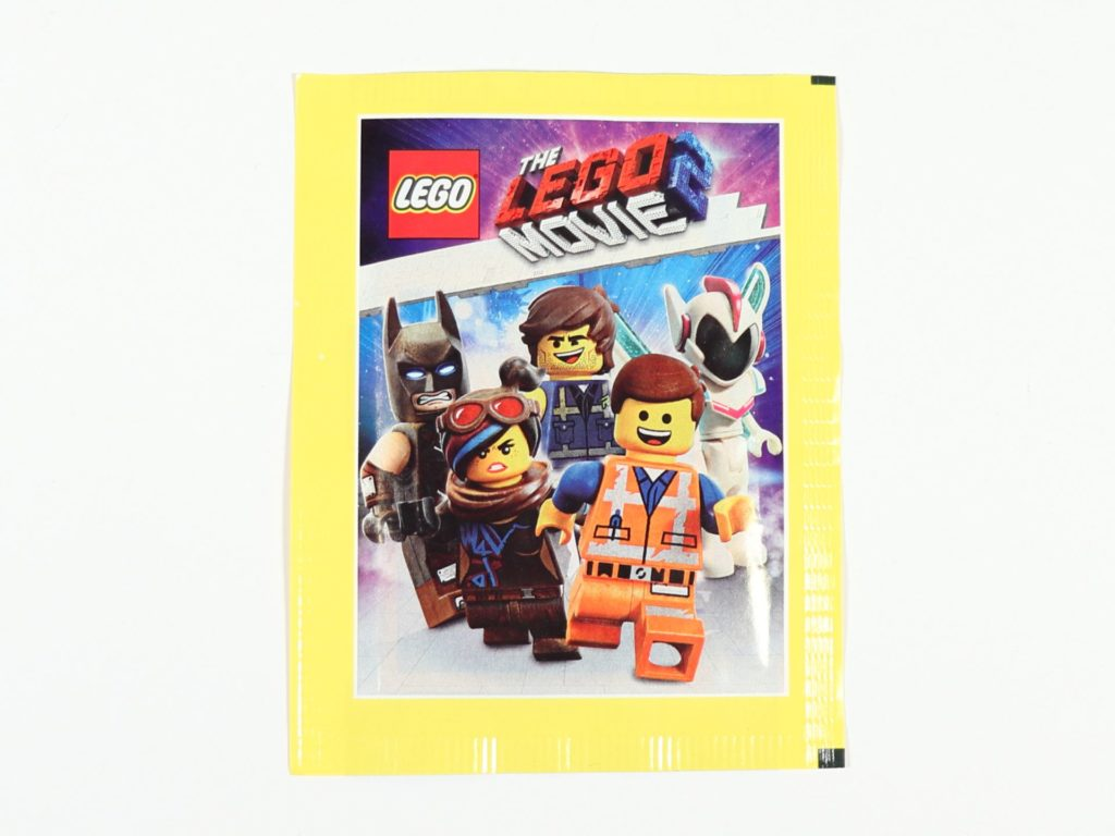 THE LEGO® MOVIE 2 Magazin Nr. 2 - Sammelsticker | ©2019 Brickzeit