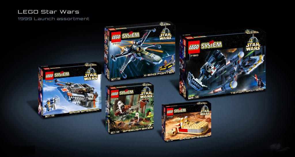 20 Jahre LEGO Star Wars - Produktbild 7 | ©LEGO Gruppe