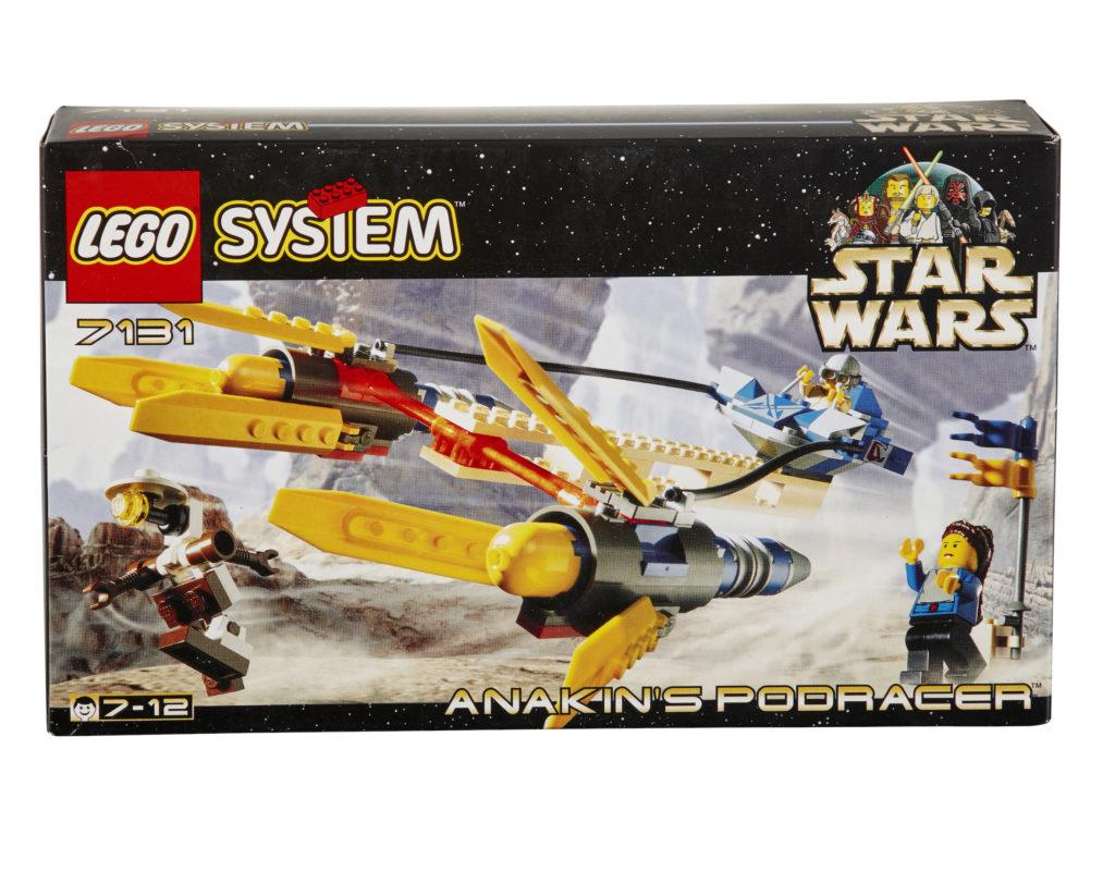 20 Jahre LEGO Star Wars - Produktbild 4 | ©LEGO Gruppe