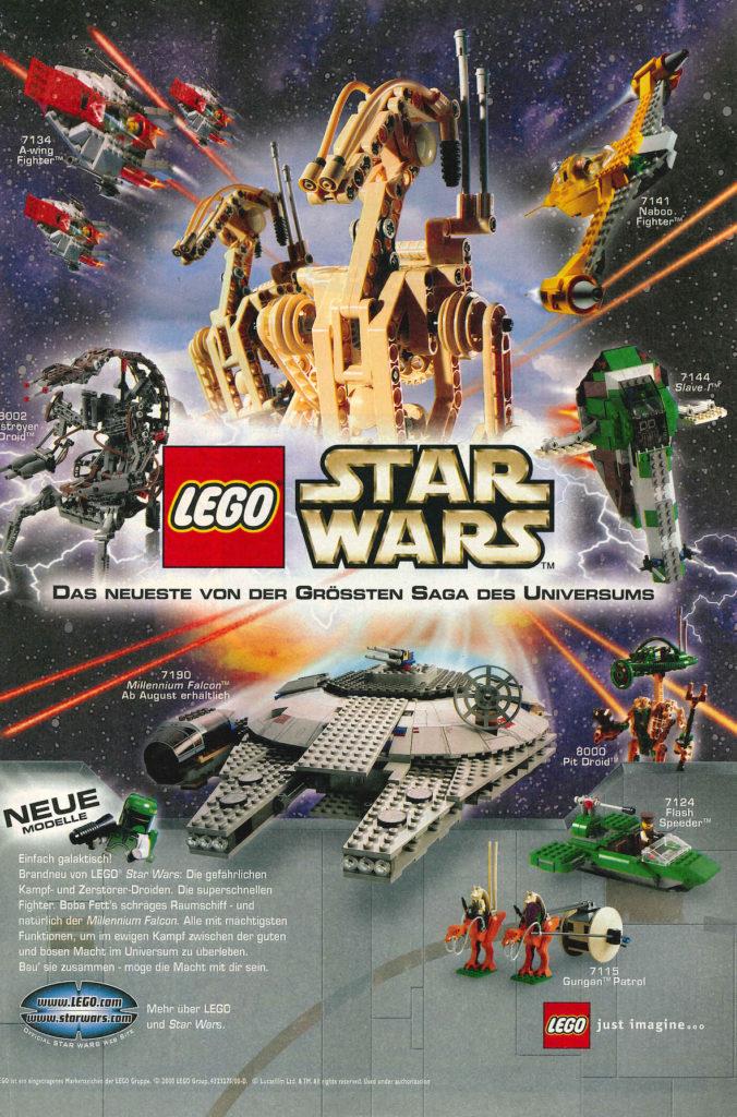 20 Jahre LEGO Star Wars - Produktbild 2 | ©LEGO Gruppe