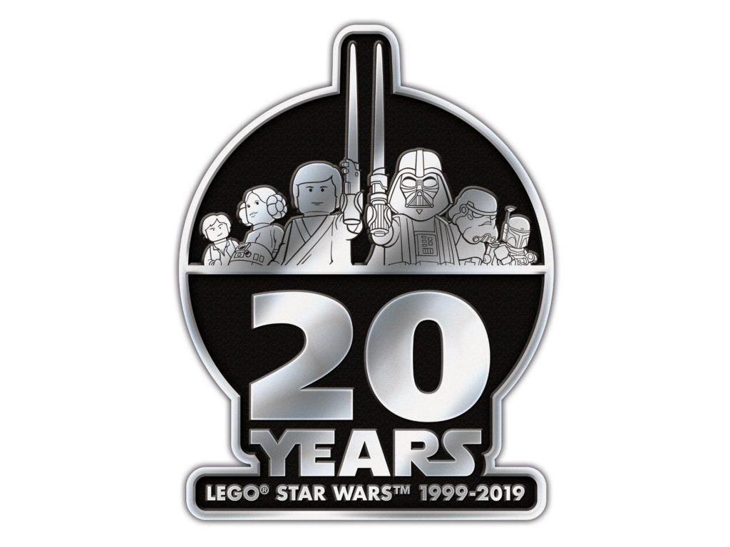 20 Jahre LEGO Star Wars Logo - Titelbild | ©LEGO Gruppe