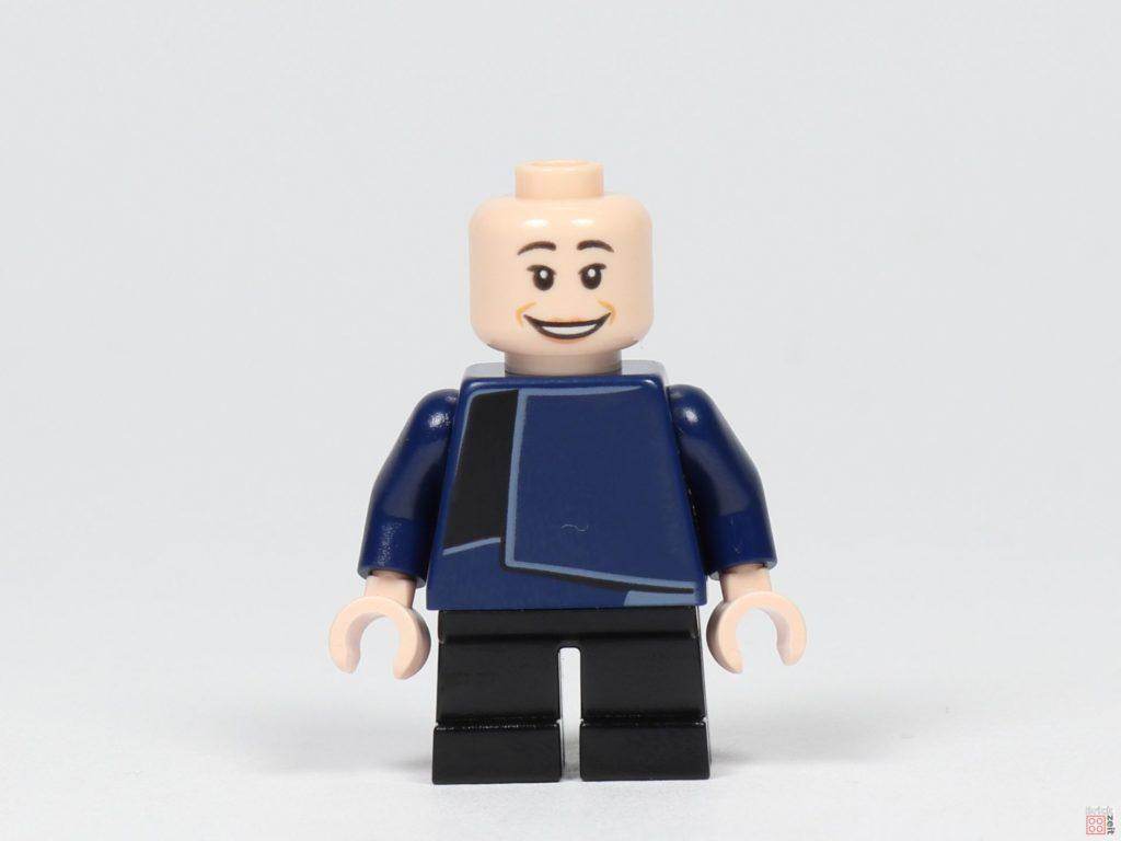 LEGO® 71024 - Edna Mode ohne Zubehör, Vorderseite | ©2019 Brickzeit