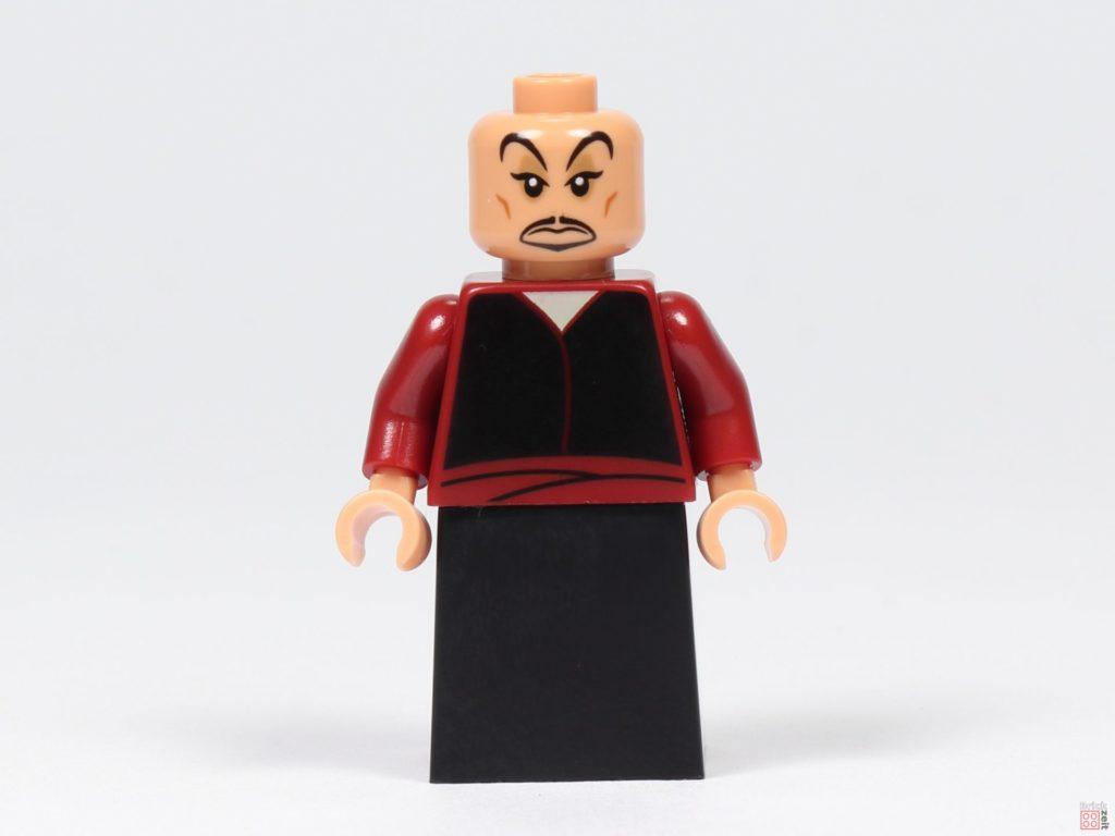 LEGO® 71024 - Großwesir Jafar ohne Zubehör, Vorderseite | ©2019 Brickzeit