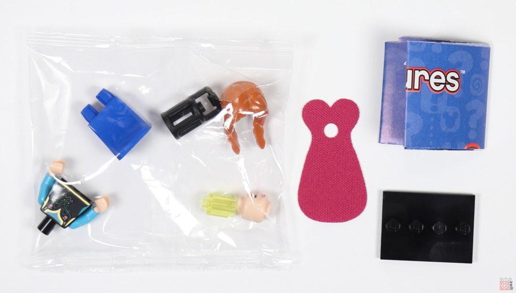 LEGO® 71024 - Inhalt Minifigur Anna mit Tütchen | ©2019 Brickzeit