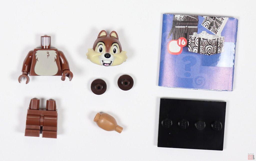 LEGO® 71024 - Inhalt Minifigur Chip | ©2019 Brickzeit