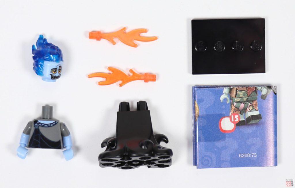 LEGO® 71024 - Inhalt Minifigur Hades | ©2019 Brickzeit