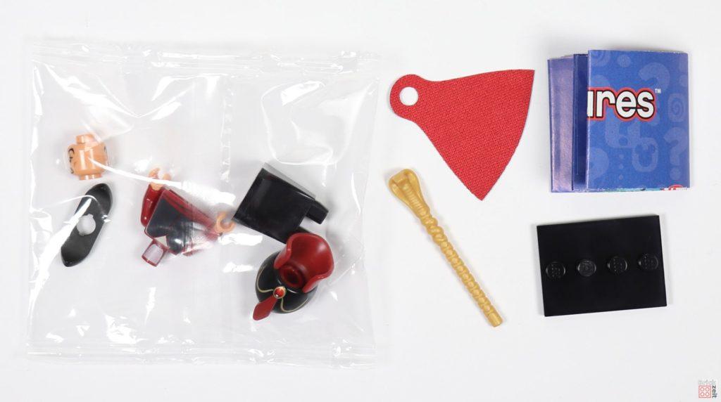LEGO® 71024 - Inhalt Minifigur Jafar mit Tütchen | ©2019 Brickzeit