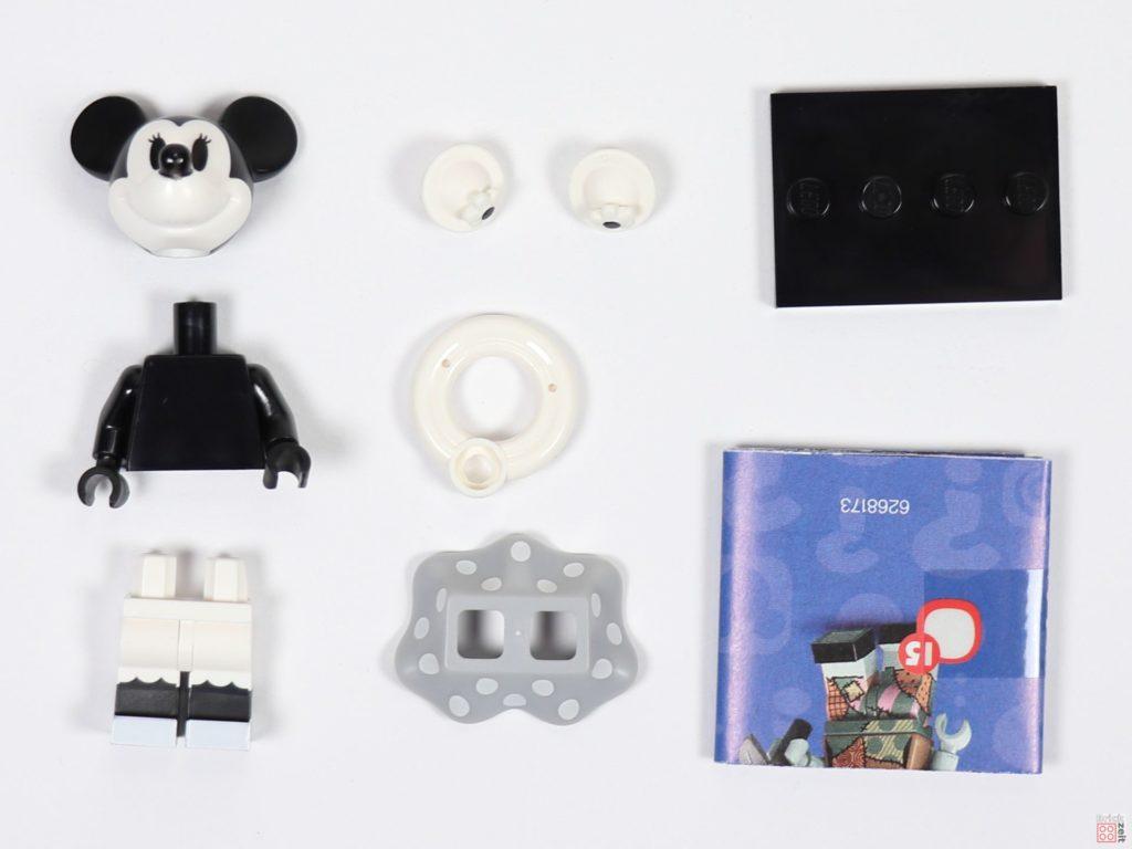 LEGO® 71024 - Inhalt Minifigur Vintage-Minnie Maus | ©2019 Brickzeit