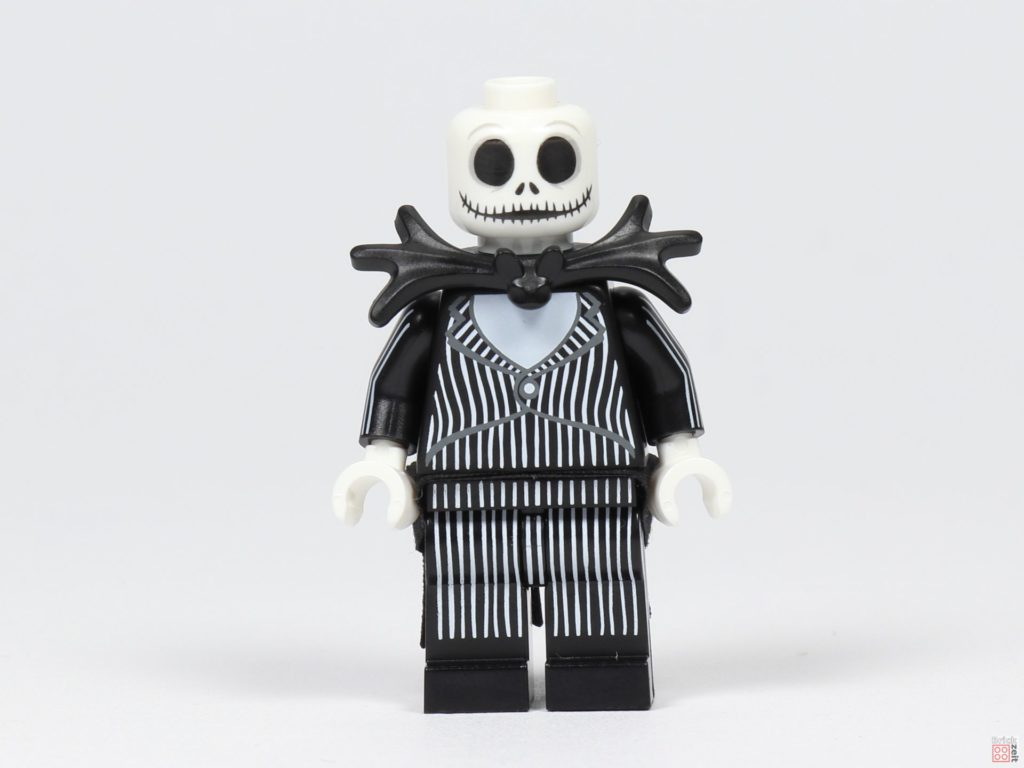 LEGO® 71024 - Jack Skellington, Vorderseite | ©2019 Brickzeit