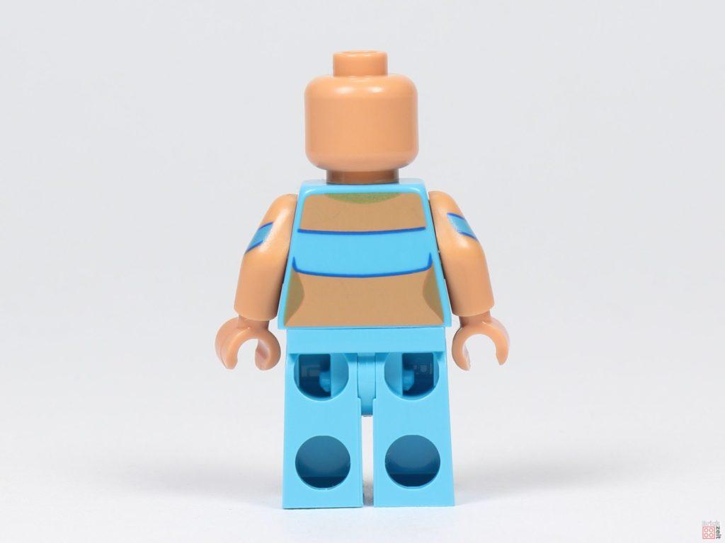 LEGO® 71024 - Prinzessin Jasmin ohne Zubehör, Rückseite | ©2019 Brickzeit