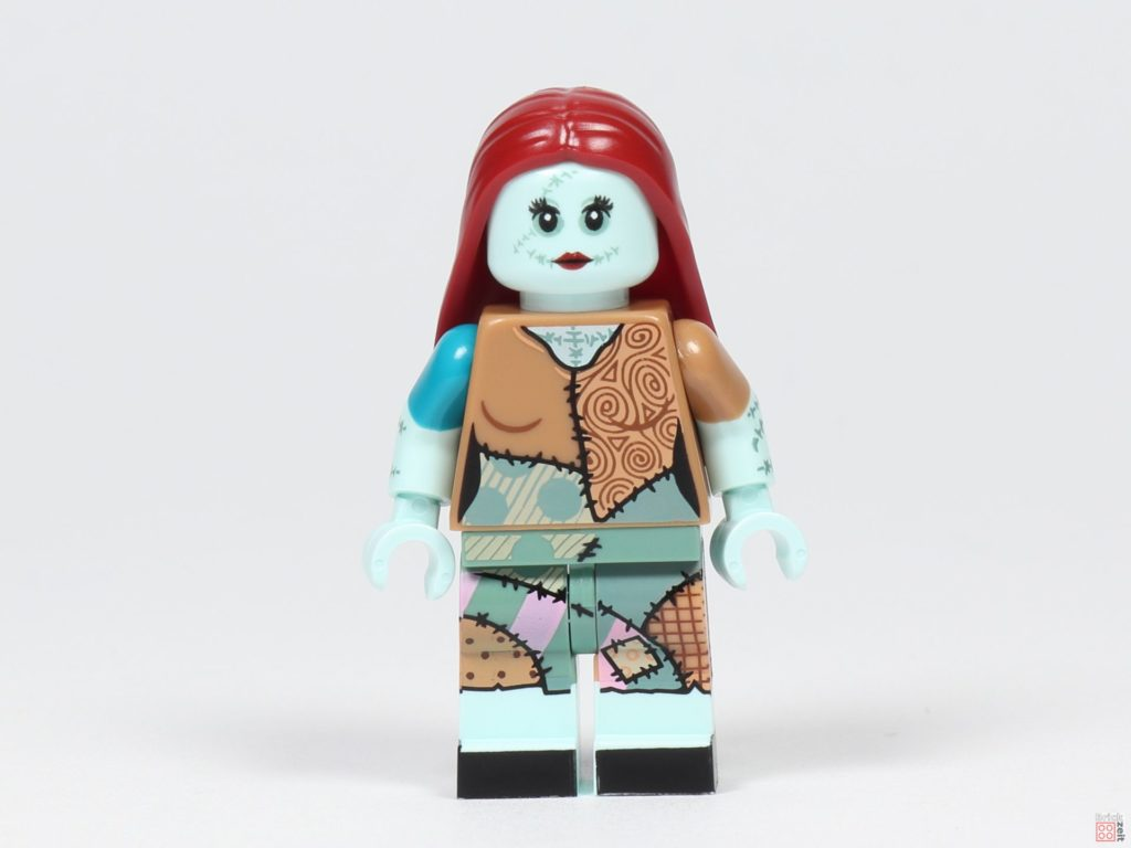 LEGO® 71024 - Sally, Vorderseite, alternatives Gesicht | ©2019 Brickzeit