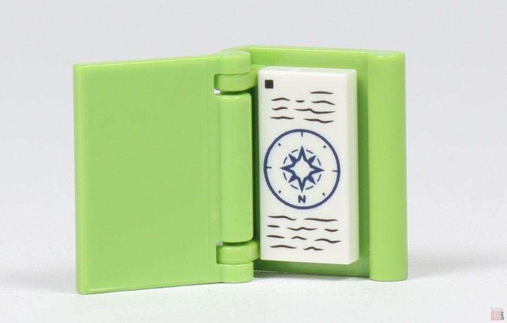 LEGO® 71024 - Das Schlaue Buch, Innenseite | ©2019 Brickzeit