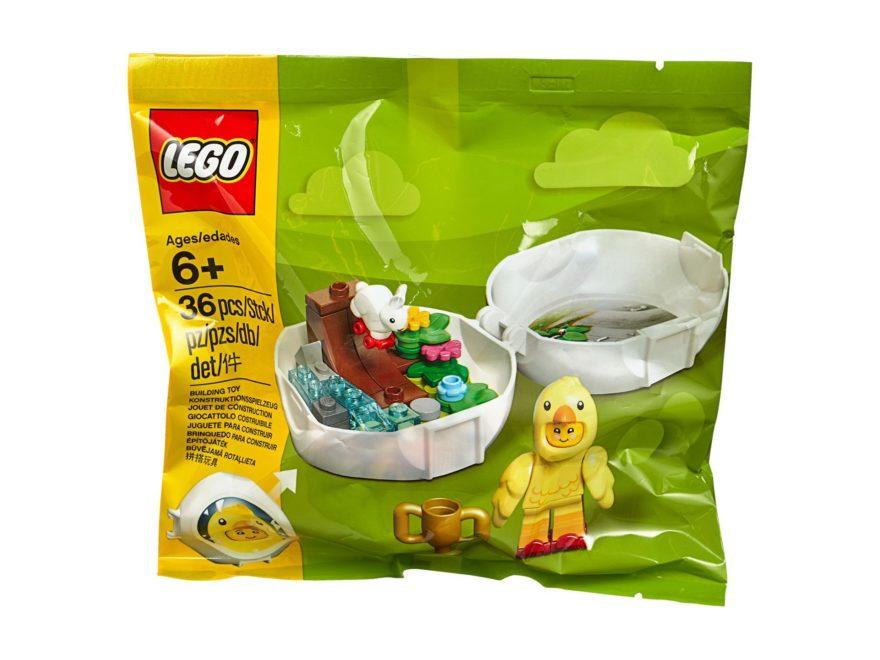 LEGO® 853958 Hühnerskater-Pod - Polybag | ©LEGO Gruppe