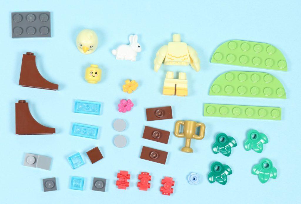 LEGO® 853958 - Einzelteile | ©2019 Brickzeit