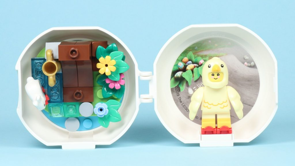 LEGO® 853958 - fertiger Pod | ©2019 Brickzeit