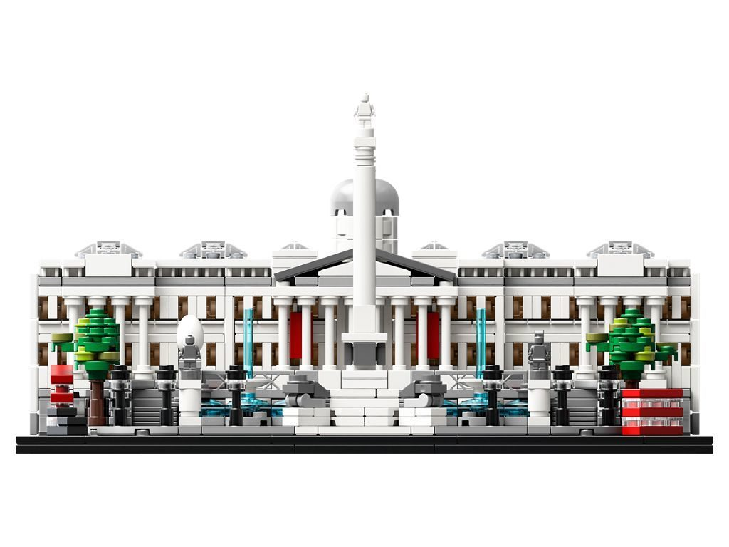 LEGO® Architecture 21045 Trafalgar Square - Set | ©LEGO Gruppe