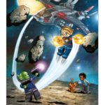 LEGO Avengers Poster 1 | ©LEGO Gruppe