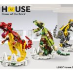 LEGO House Dinosaurs 40366 - Titelbild | ©LEGO Gruppe
