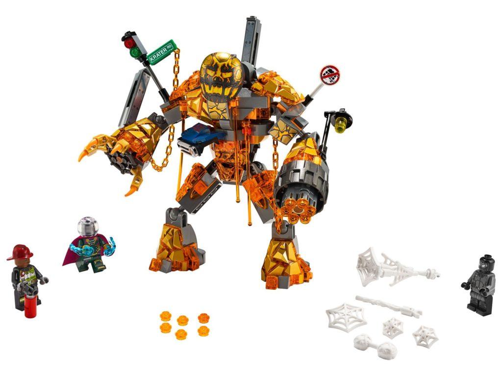 LEGO® Marvel 76128 Duell mit Molten Man - Bild 1 | ©LEGO Gruppe