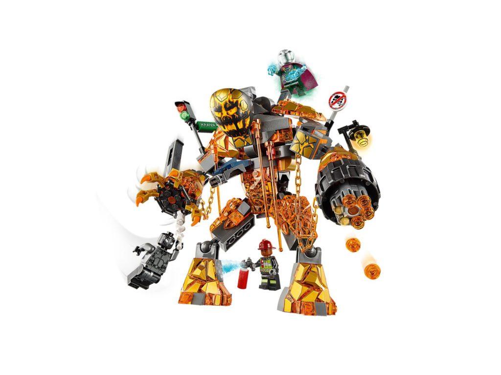 LEGO® Marvel 76128 Duell mit Molten Man - Bild 4 | ©LEGO Gruppe