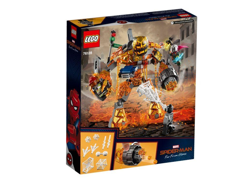 LEGO® Marvel 76128 Duell mit Molten Man - Bild 2 | ©LEGO Gruppe