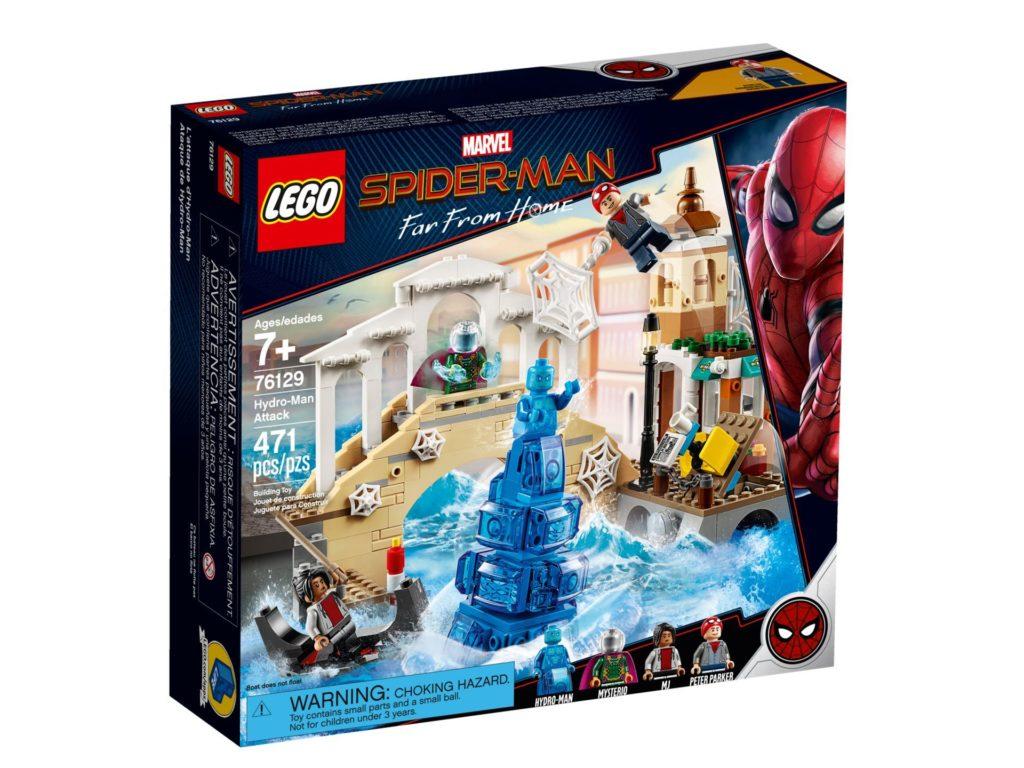 LEGO® Marvel 76129 Angriff von Hydro-Man - Bild 5 | ©LEGO Gruppe