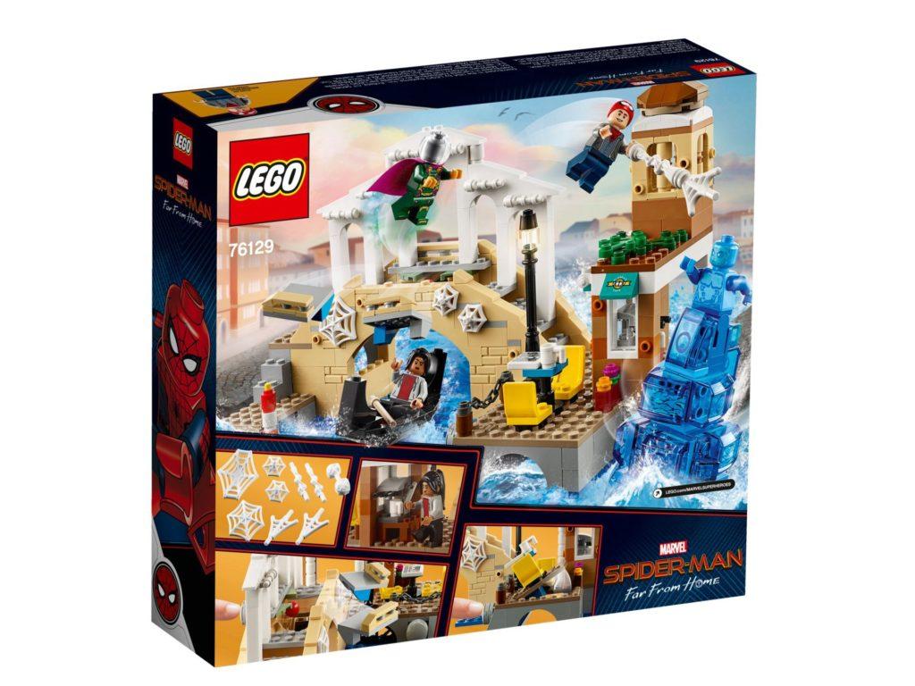 LEGO® Marvel 76129 Angriff von Hydro-Man - Bild 2 | ©LEGO Gruppe