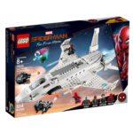 LEGO® Marvel 76130 Starks Jet und der Drohnenangriff - Bild 5 | ©LEGO