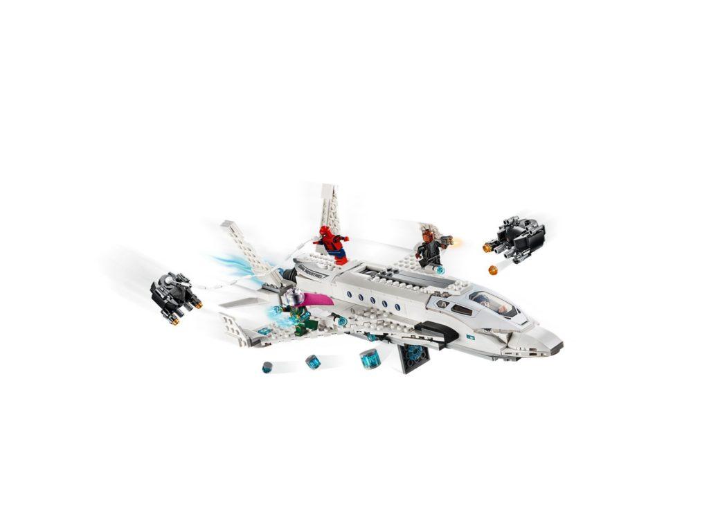 LEGO® Marvel 76130 Starks Jet und der Drohnenangriff - Bild 3 | ©LEGO
