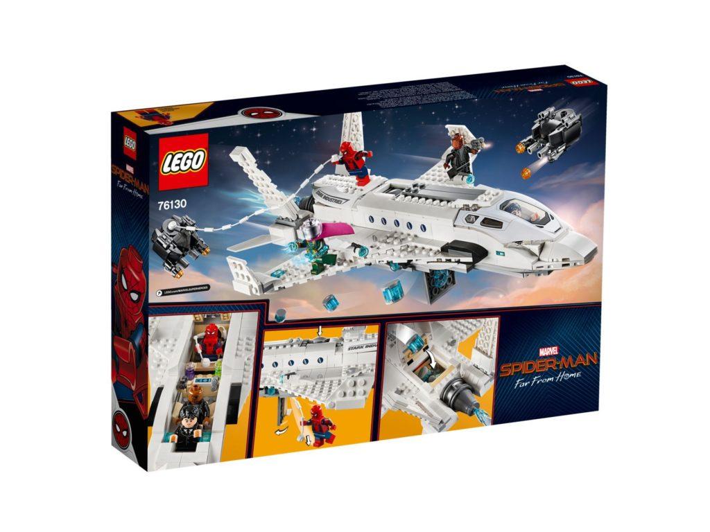 LEGO® Marvel 76130 Starks Jet und der Drohnenangriff - Bild 2 | ©LEGO