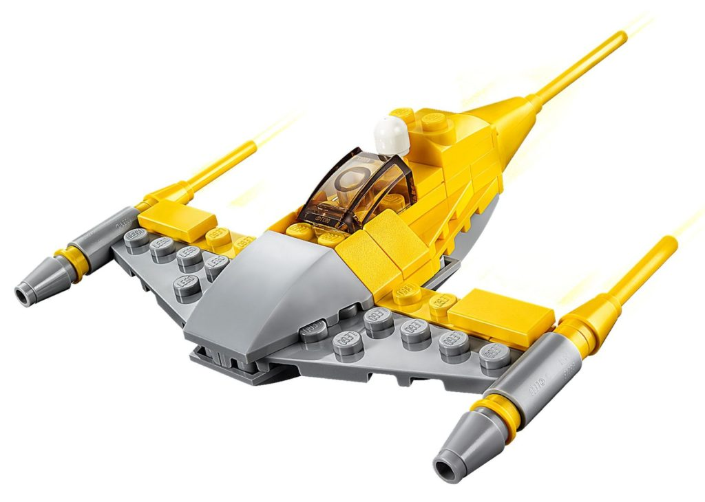 LEGO Star Wars 30383 Naboo Starfighter Polybag | ©LEGO Gruppe