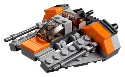 LEGO Star Wars 30384 Snowspeeder Polybag | ©LEGO Gruppe