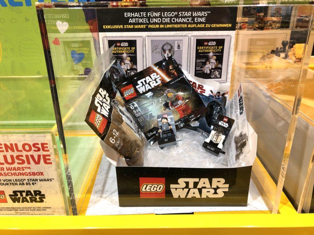 LEGO® Star Wars™ 5005704 Überraschungsbox im LEGO Store | ©2019 Brickzeit