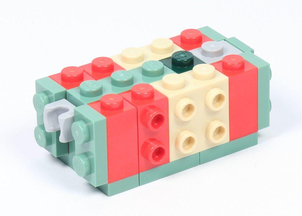 LEGO® Star Wars™ 75228 - Aufbau Dewback, Schritt 03 | ©2019 Brickzeit