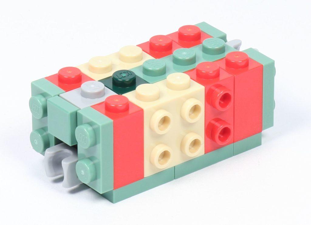LEGO® Star Wars™ 75228 - Aufbau Dewback, Schritt 04 | ©2019 Brickzeit