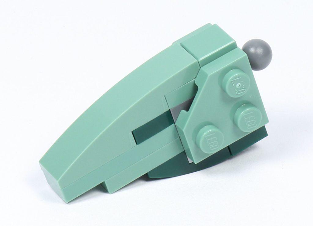 LEGO® Star Wars™ 75228 - Aufbau Dewback, Schritt 05 | ©2019 Brickzeit
