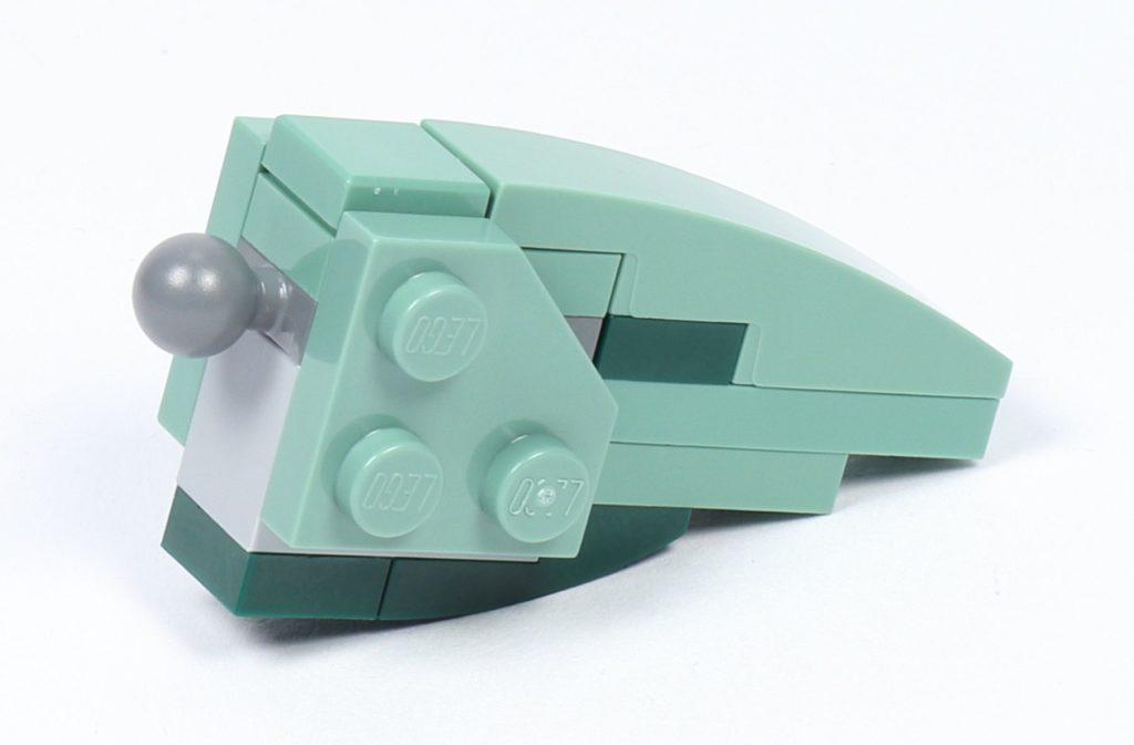 LEGO® Star Wars™ 75228 - Aufbau Dewback, Schritt 06 | ©2019 Brickzeit