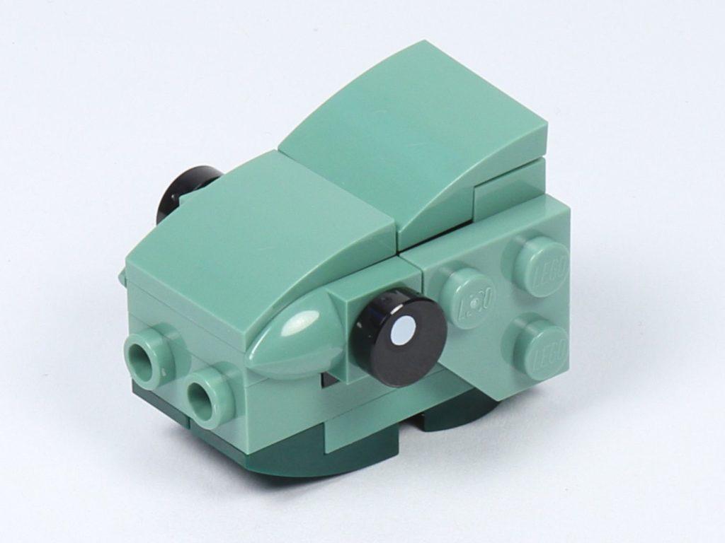 LEGO® Star Wars™ 75228 - Aufbau Dewback, Schritt 13 | ©2019 Brickzeit