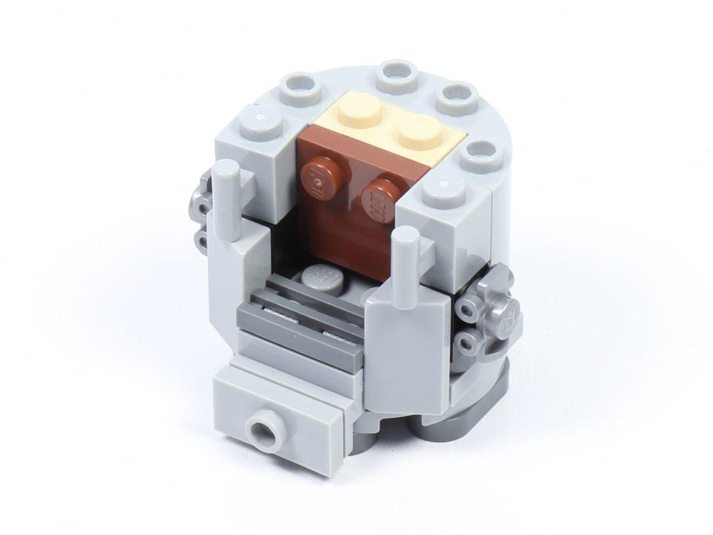 LEGO® Star Wars™ 75228 - Aufbau Escape Pod, Schritt 01 | ©2019 Brickzeit