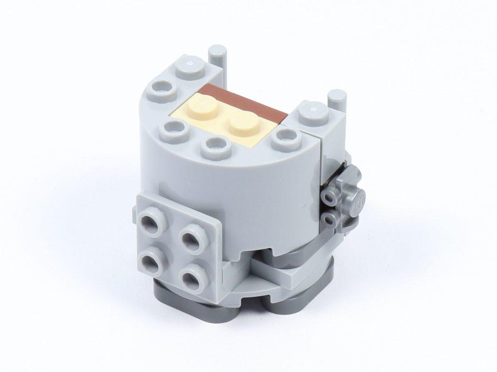 LEGO® Star Wars™ 75228 - Aufbau Escape Pod, Schritt 02 | ©2019 Brickzeit