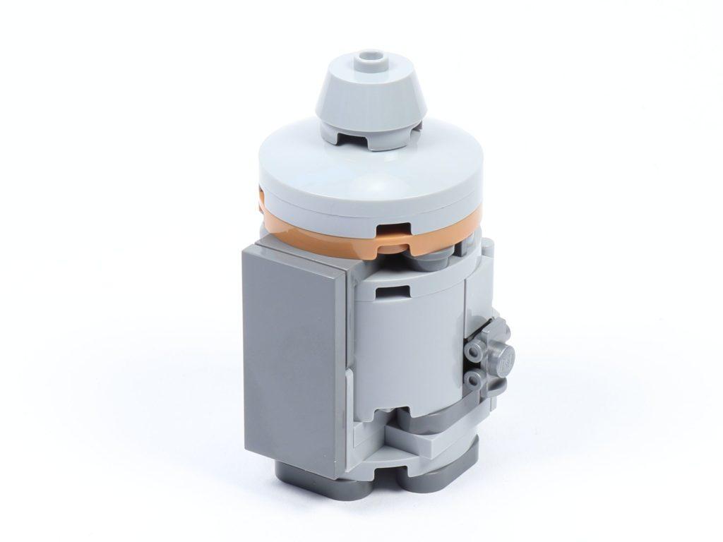 LEGO® Star Wars™ 75228 - Aufbau Escape Pod, Schritt 05 | ©2019 Brickzeit