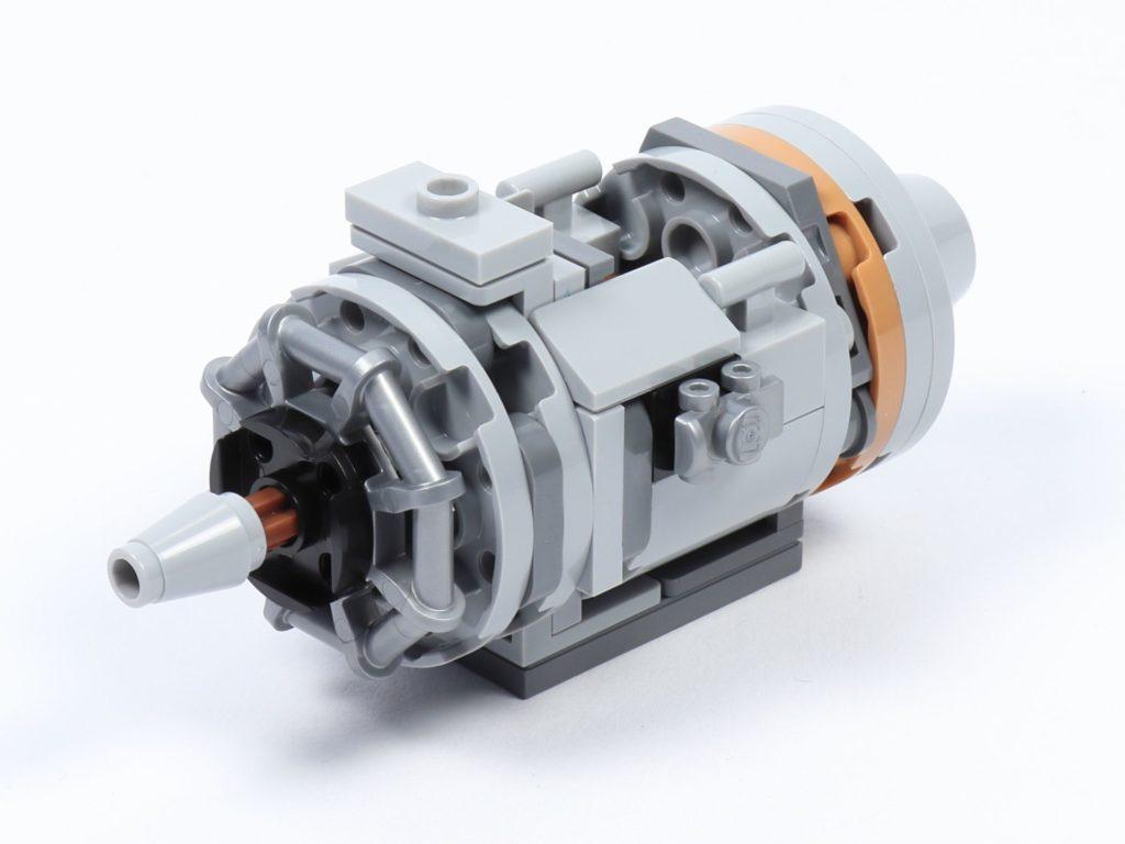 LEGO® Star Wars™ 75228 - Aufbau Escape Pod, Schritt 07 | ©2019 Brickzeit