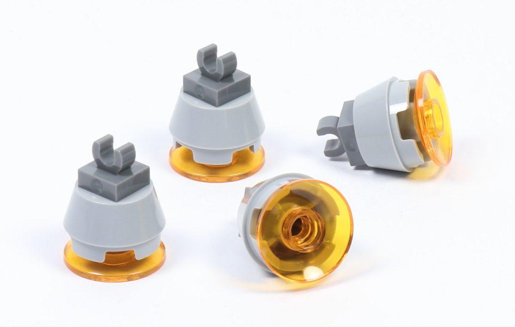 LEGO® Star Wars™ 75228 - Aufbau Escape Pod, Schritt 08 | ©2019 Brickzeit